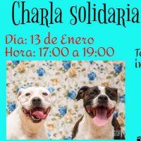 Charla solidaria sobre Perros Potencialmente Peligrosos