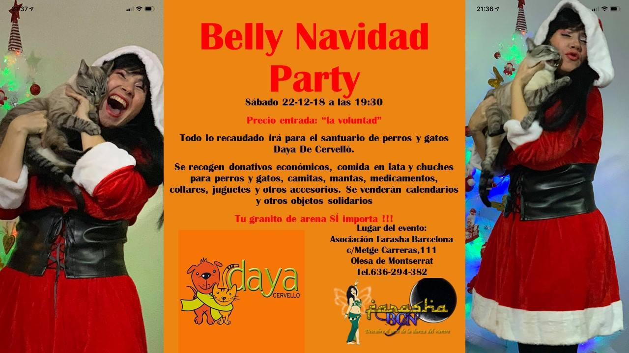Belly Navidad Party