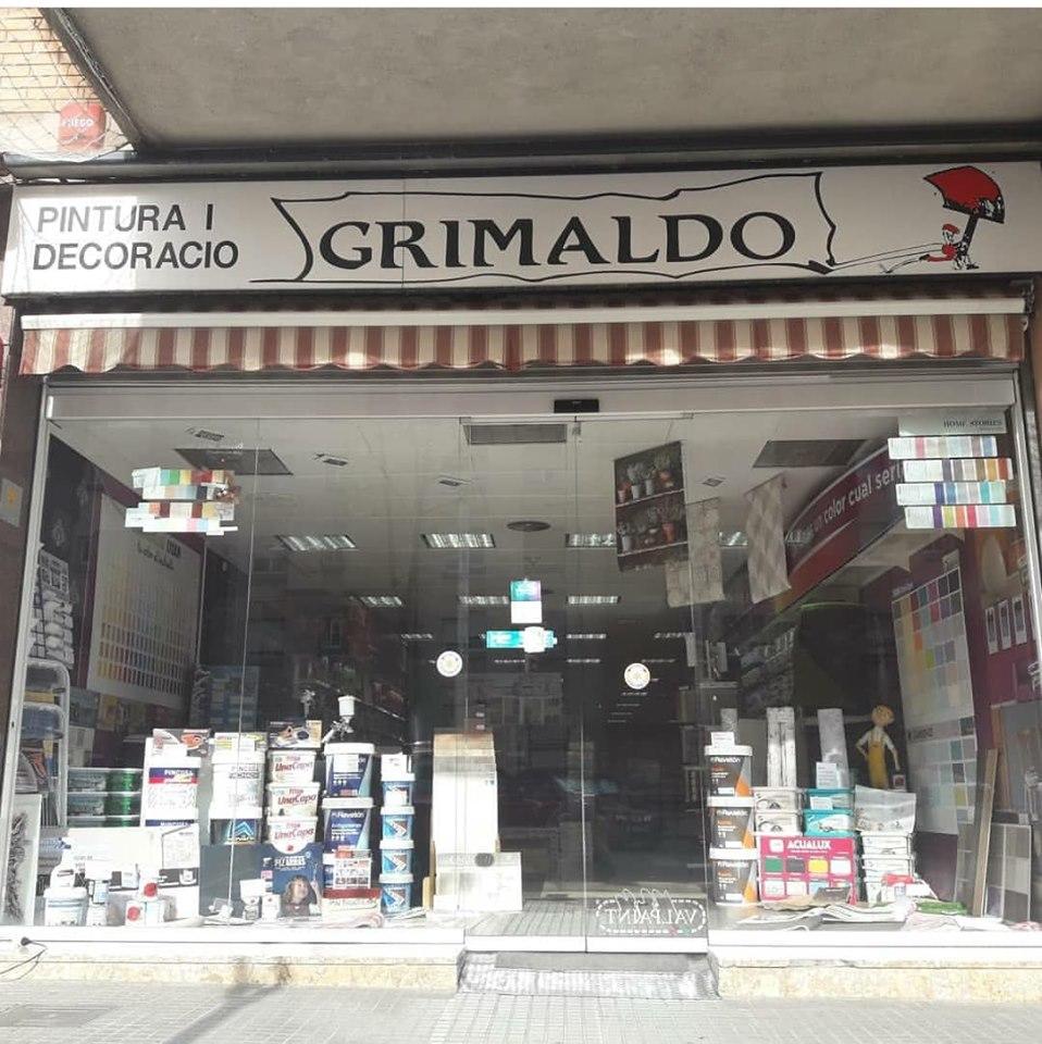 Centro colaborador Pinturas Grimaldo