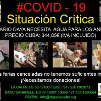 Situación critica #COVID-19